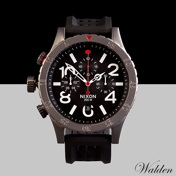Thomas Walden Watch photography